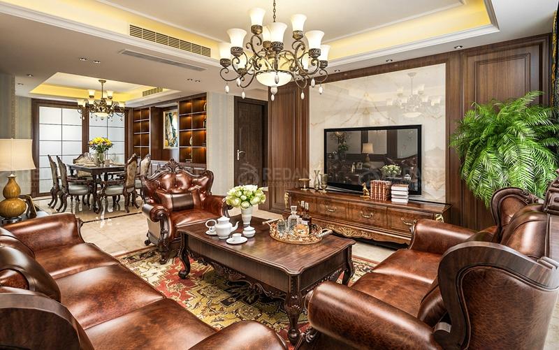 金兰尚院 丨 美式新古典