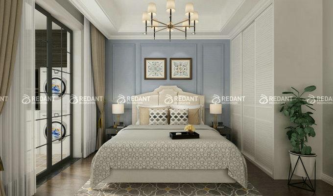红蚂蚁装饰之三种色系的卧室地板搭配,你值得拥有