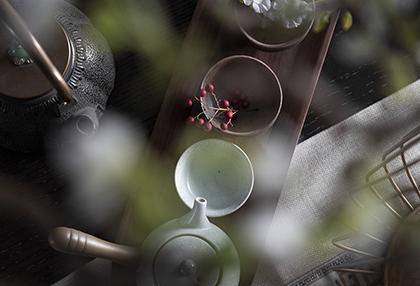 紅螞蟻装饰   新中式设计风格——朗月清风