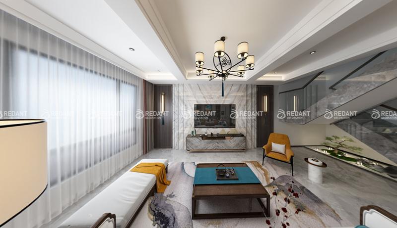 弘阳上园 丨新中式风格
