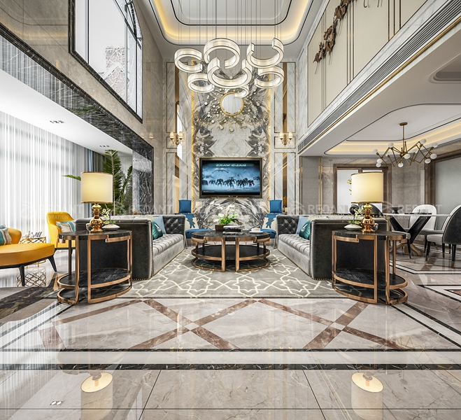 客厅的功能与布置方式 加入点创新设计摆脱千篇一律