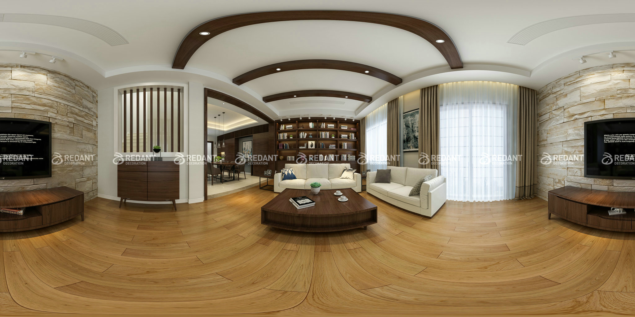 铜雀台 丨350㎡日式风格别墅案例装修赏析